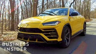 Download Can The Lamborghini Urus Act As A Normal Family SUV? | Real Reviews Video