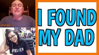 Download I FOUND MY DAD ON OMEGLE Video