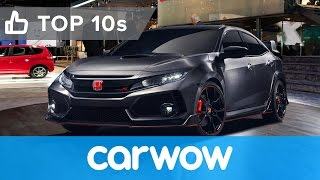 Download Best new cars coming in 2017 from the Paris Motor Show | Top 10s Video