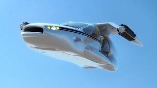 Download FLYING CAR Future Transportation -Traffic Will Soon Be In The Air! Video