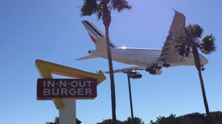 Download Plane Spotting at Los Angeles International Airport (LAX) Video