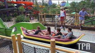Download Volcano Bay Tour Universal Orlando Resort Video