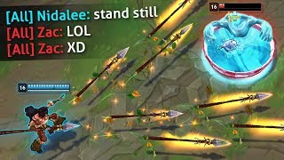 Download WATCH and TRY NOT TO LAUGH - FUNNIEST FAILS COMPILATION (League of Legends) Video