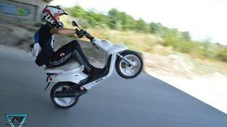 Download Des Kilomètres sur la roue Arrière ! [ep.1] 2,1km ! Video