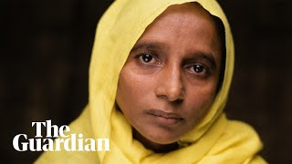 Download Rohingya refugees on Myanmar's brutal crackdown: 'They slaughtered our people' Video