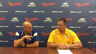 Download WSOC: W.B. Mason Coaches Report with Hofstra Coach Simon Riddiough (9/11/18) Video