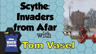Download Scythe: Invaders from Afar Review - with Tom Vasel Video