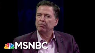 Download New James Comey Revelations On Flynn, Trump Legal Jeopardy, Blackmail Concerns | Deadline | MSNBC Video