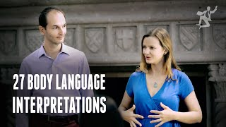 Download 27 Body Language Interpretations - The Most Useful Power Moves and Confidence Signs in Body Language Video