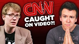 Download CNN ″Exposed″ In Controversial Secret Video and Anita Sarkeesian's ″Punishment″... Video
