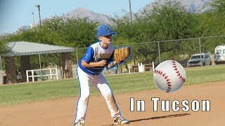 Download First Baseball Tournament in Tucson Video