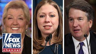 Download Juanita Broaddrick on Chelsea Clinton's Kavanaugh comments Video