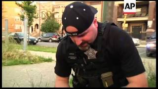 Download Chicago's south and west sides are experiencing a more than 50 percent surge in homicides. In the fi Video
