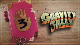 Download Creating My Own Gravity Falls Journal! Video