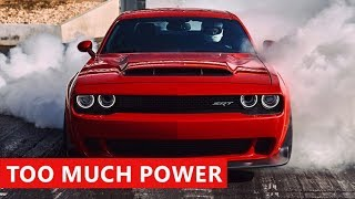 Download 10 Cars That Have Too Much Horsepower Coming in 2018 Video