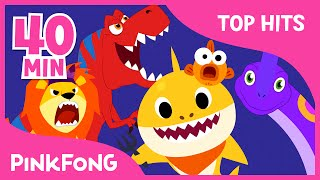 Download The Best Songs of Jan 2016   Baby Shark and More   + Compilation   PINKFONG Songs for Children Video