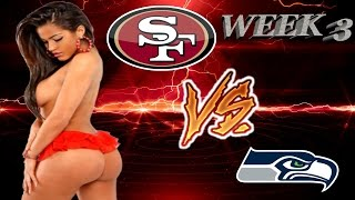 Download 2016 49ers vs Seahawks HATE WEEK 3!!! Video