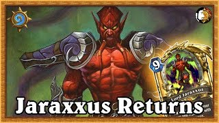 Download Hearthstone: Lord Jaraxxus Returns - Control Warlock Video