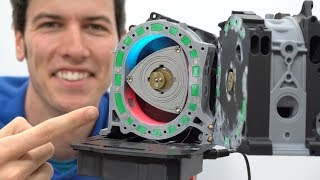 Download This 3D Printed Rotary Engine Is Genius - Mazda RX-7 Video