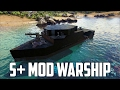 Download Epic Ark Warship! Built with S+ - Ark Survival Evolved [MODS] Video