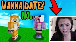 Download USING VOICE CHANGER TO TROLL GIRL GAMER (Minecraft Trolling) Video