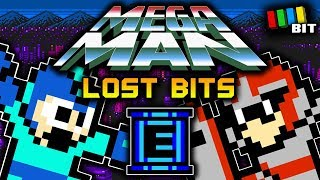 Download Mega Man 1 - 6 LOST BITS | Unused Content and Debug Modes [TetraBitGaming] Video