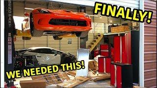 Download Goonzquad Garage Upgrades!!! Video