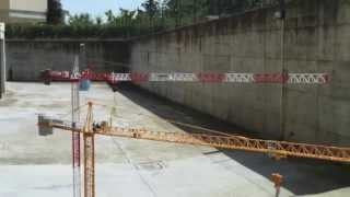 Download costruzione modellino potain sp85a Video