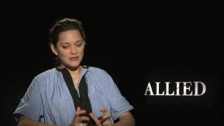 Download Allied: Marion Cotillard Official Movie Interview Video