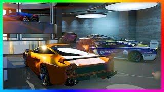 Download GTA ONLINE IMPORT/EXPORT DLC - NEW SUPER CARS, 60 VEHICLE GARAGES, CUSTOM AUTO SHOP & MORE! (GTA 5) Video