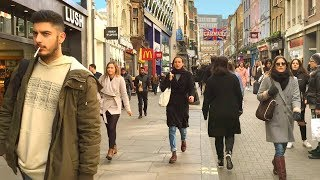 Download LONDON WALK | Oxford Street to Carnaby Street | England Video