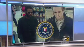 Download FBI Search For Two Serial Bank Robbers Video