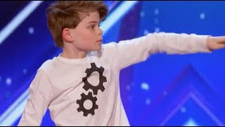 Download 12 Y.O Boy Tells His Story Through AMAZING Moves | Week 1 | America's Got Talent 2017 Video