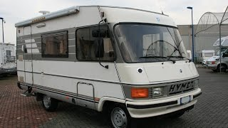 Download HYMER 544 usato Video
