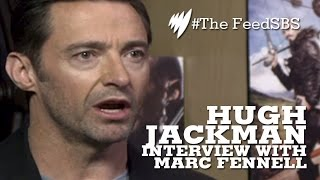 Download Hugh Jackman on supporting indigenous communities I The Feed Video