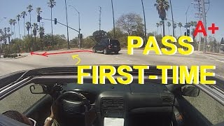Download How to Pass your Driving Test First Time - No Critical Errors Video