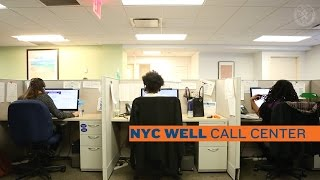 Download NYC Well Call Center Video