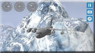 Download Airplane Mount Everest - Android Gameplay HD Video