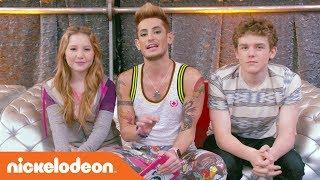Download 'Pimple Popping Reaction' w/ Frankie Grande, Sean Ryan Fox & More! | Henry Danger | Nick Video