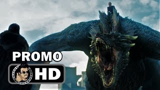 Download GAME OF THRONES S07E05 Official Promo Trailer (HD) Emilia Clarke HBO Series Video