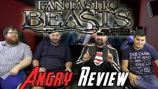 Download Fantasic Beasts - Angry Movie Review Video