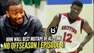 Download John Wall Advice for Zion Williamson + Mixtape ft Young Scooter | NO OFF SEASON | episode 4 Video