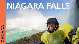 Download Vlog Exploring Niagara Falls in Ontario, Canada Video