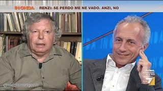 Download Massimo Fini su Renzi, referendum, M5S (In Onda, 23/08/16) Video