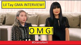 Download Lil Tay INTERVIEW with GMA BAD! #DramaAlert Jake Paul ROASTED by TEACHER! KSI vs Logan Paul! Video