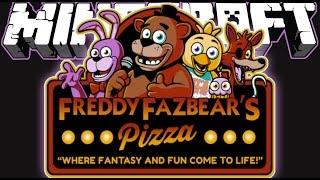 Download Minecraft | Freddy Fazbear's Pizza Video