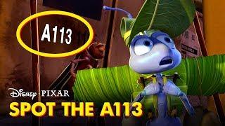 Download Pixar Did You Know: A113 | Disney•Pixar Video
