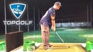Download Hole in one attempt in Chicago | Topgolf Video