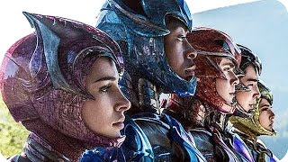 Download POWER RANGERS Trailer (2017) Power Rangers The Movie Video