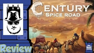 Download Century: Spice Road Review - with Tom Vasel Video